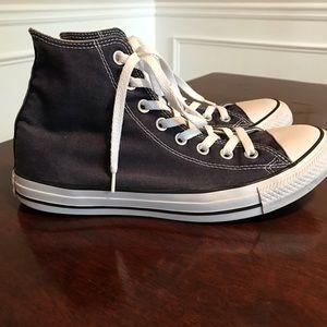 Converse Shoes - Converse Chuck Taylor All Star High Tops Navy Blue